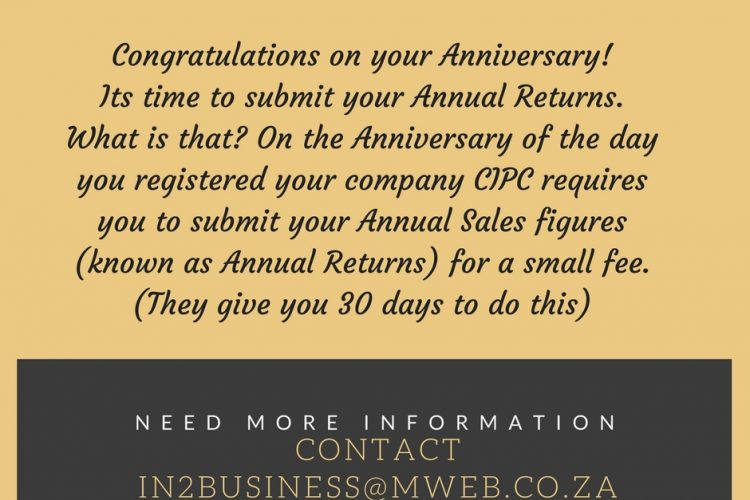 Annual Returns What Is That The Bookkeeping Company